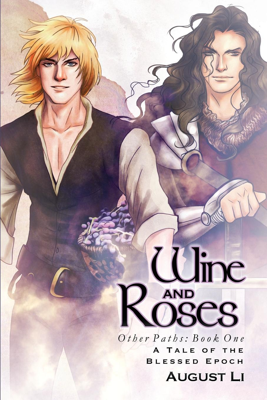 August Li Wine and Roses