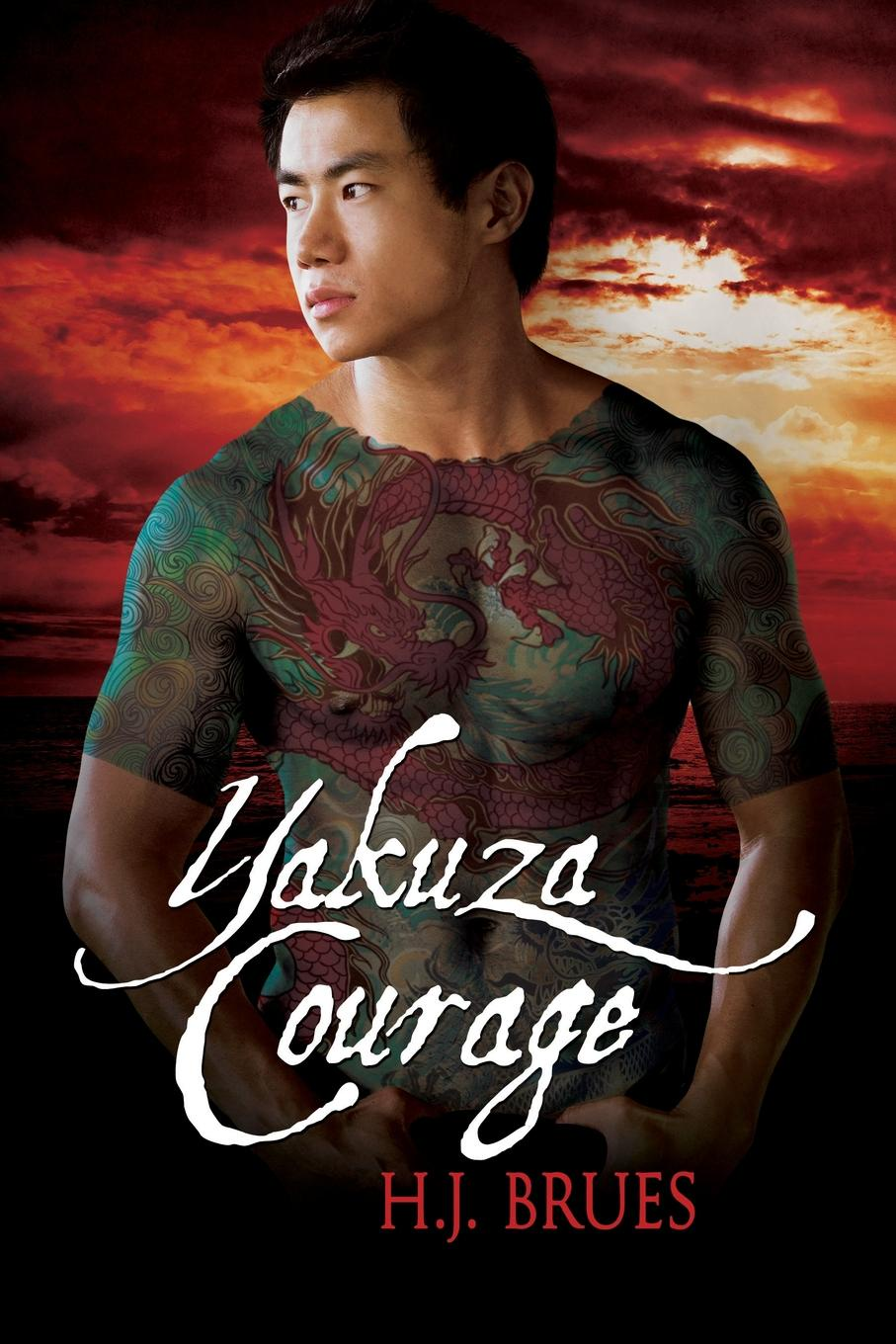 H.J. Brues Yakuza Courage mary brendan the silver squire