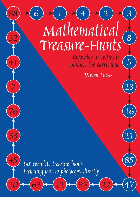 лучшая цена Vivien Lucas Mathematical Treasure Hunts