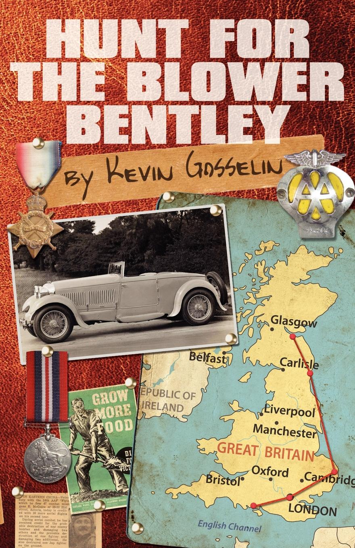 Kevin Gosselin Hunt for the Blower Bentley angela hunt the elevator