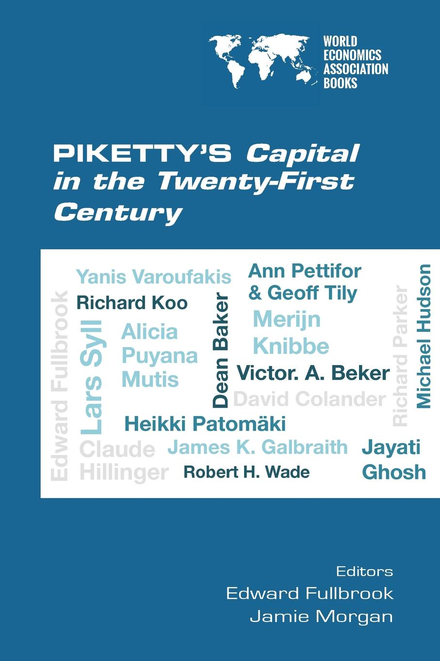 Piketty.s Capital in the Twenty-First Century Thomas Piketty's book Capital in the 21st Century has already...