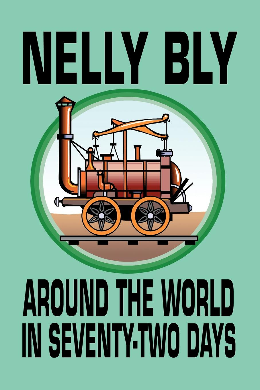Фото - Nelly Bly Around the World in Seventy-Two Days around the world in cut outs