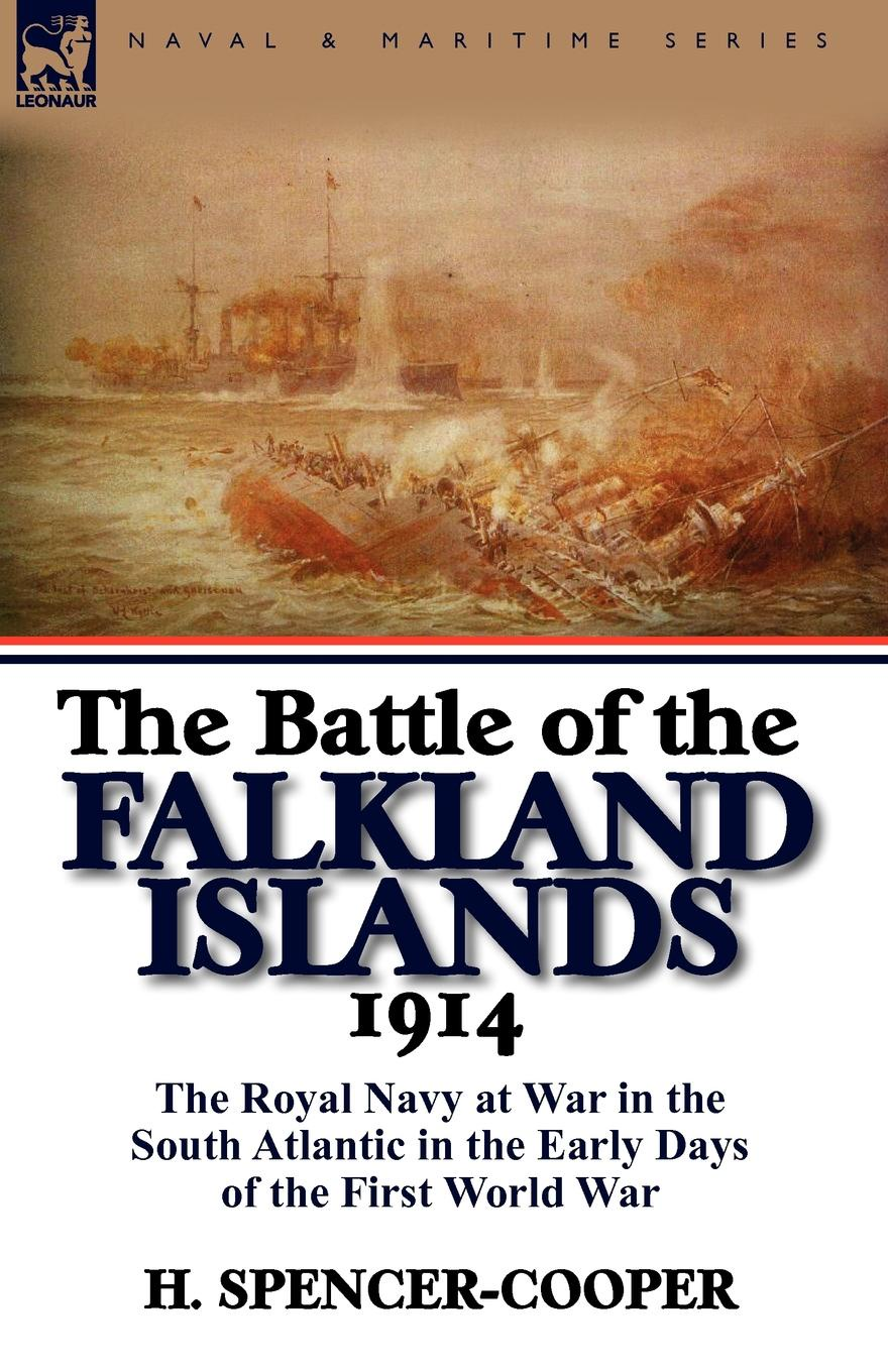 Фото - H. Spencer-Cooper The Battle of the Falkland Islands 1914. the Royal Navy at War in the South Atlantic in the Early Days of the First World War active cut out elastic vest in navy