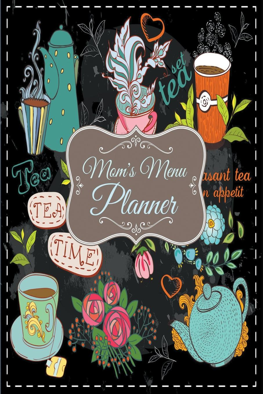 Creative Planners Mom.s Menu Planner. Two Years Worth of Meal Planning. GREAT Value. week planner wall decal