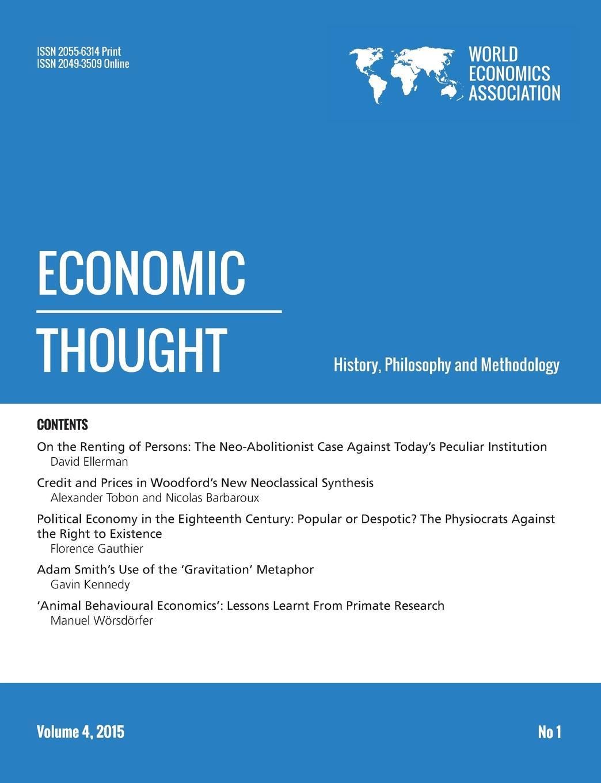 Economic Thought, Vol 4, No 1, 2015 недорго, оригинальная цена