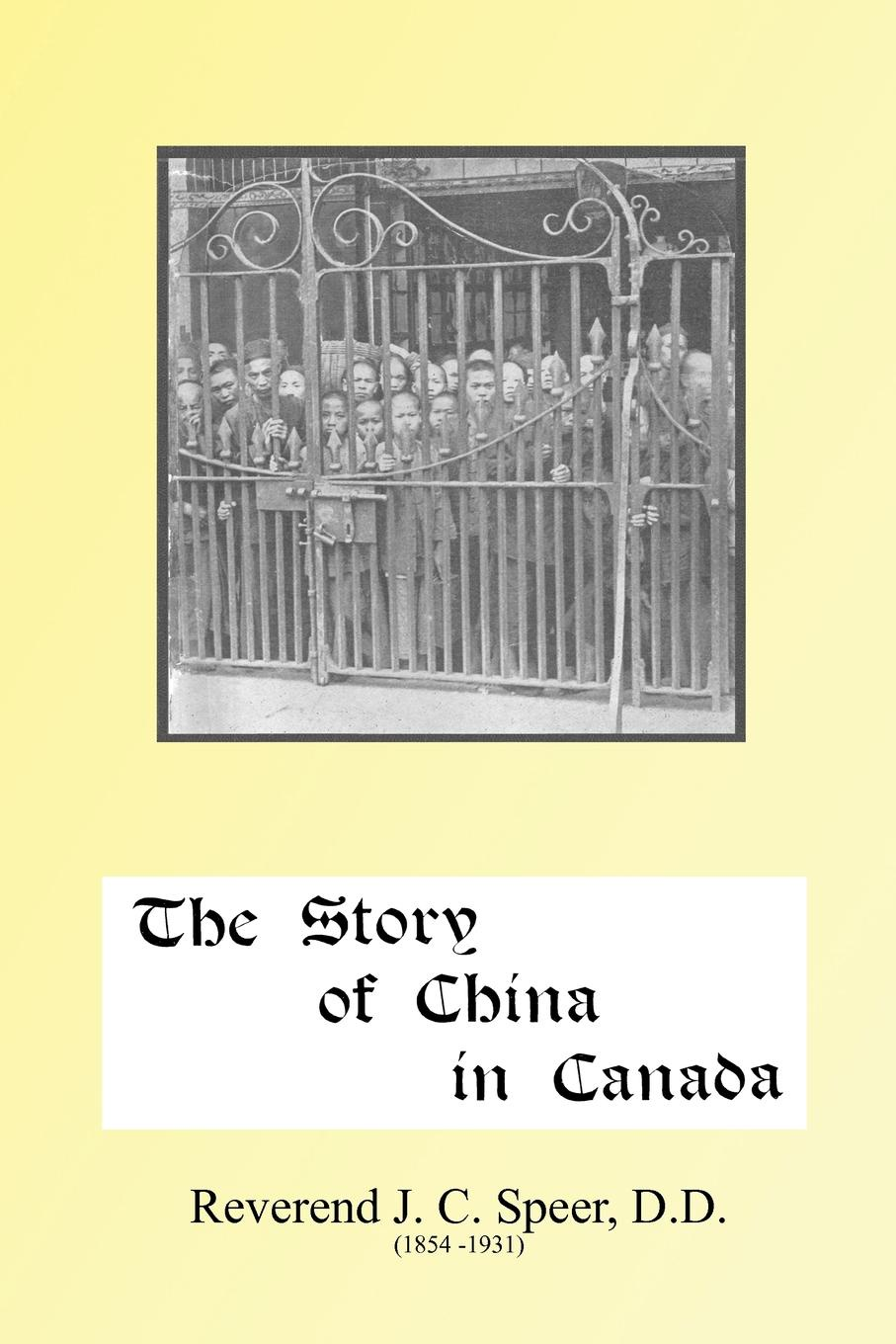Rev J. D. Speer The Story of China in Canada felix j palma the map of time and the turn of the screw