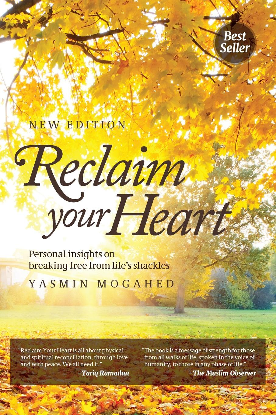Yasmin Mogahed Reclaim Your Heart creativity in life is directed by the heart