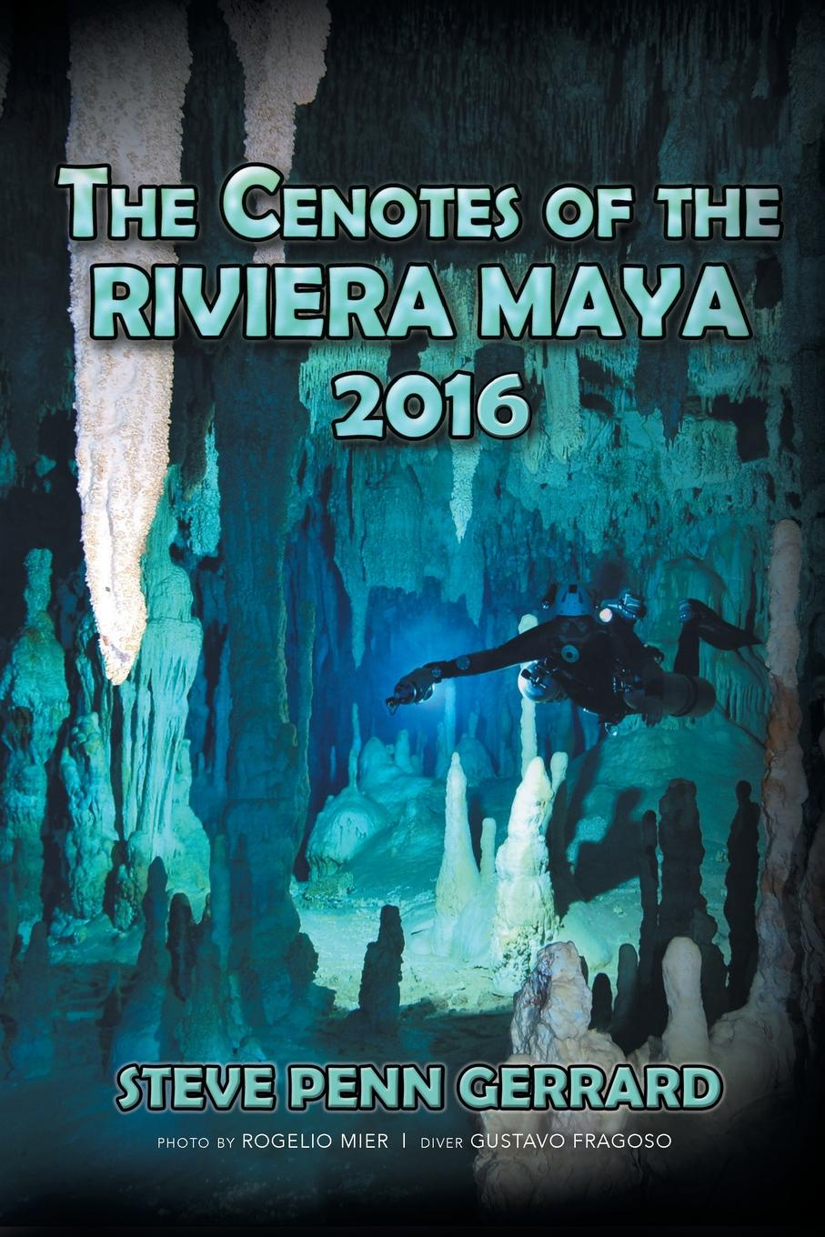Steve Penn Gerrard The Cenotes of the Riviera Maya 2016 henri stierlin the maya palaces and pyramids of the rainforest
