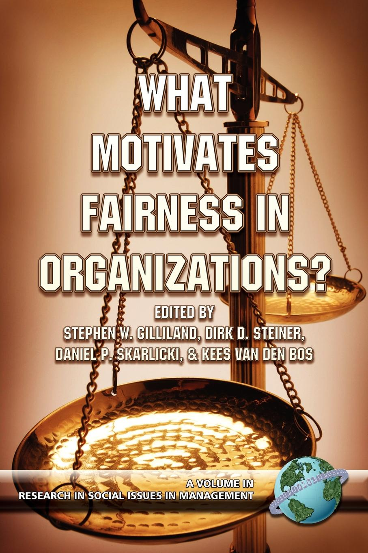 лучшая цена What Motivates Fairness in Organizations (PB)