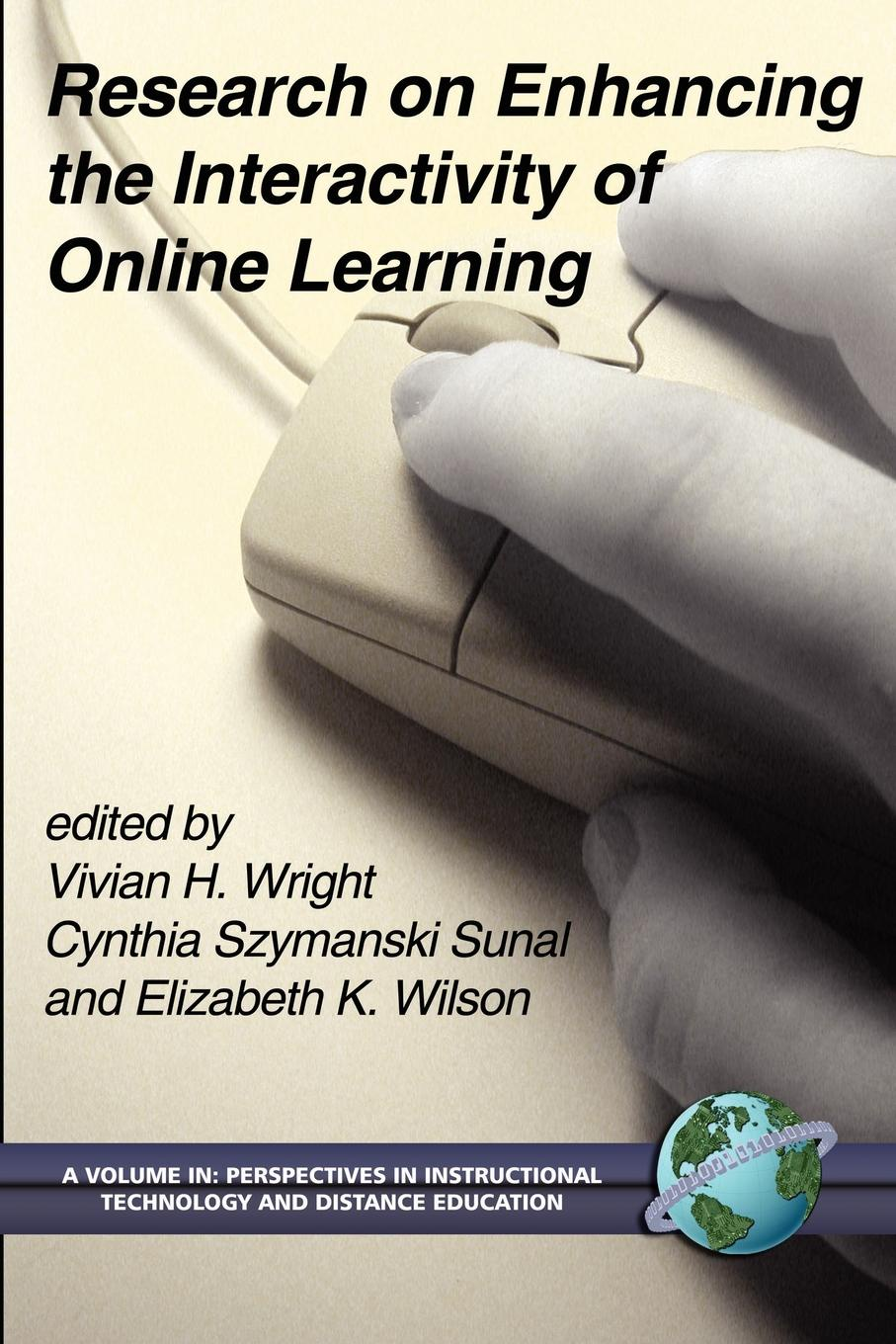 Фото - Research on Enhancing the Interactivity of Online Learning (PB) the perfect online course best practices for designing and teaching pb