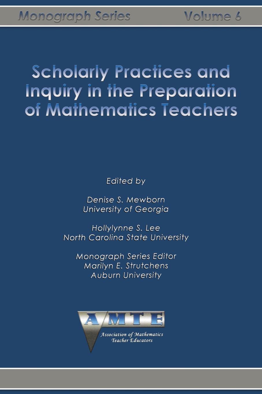 Scholarly Practices and Inquiry in the Preparation of Mathematics Teachers macmillan mathematics 1 teacher s book