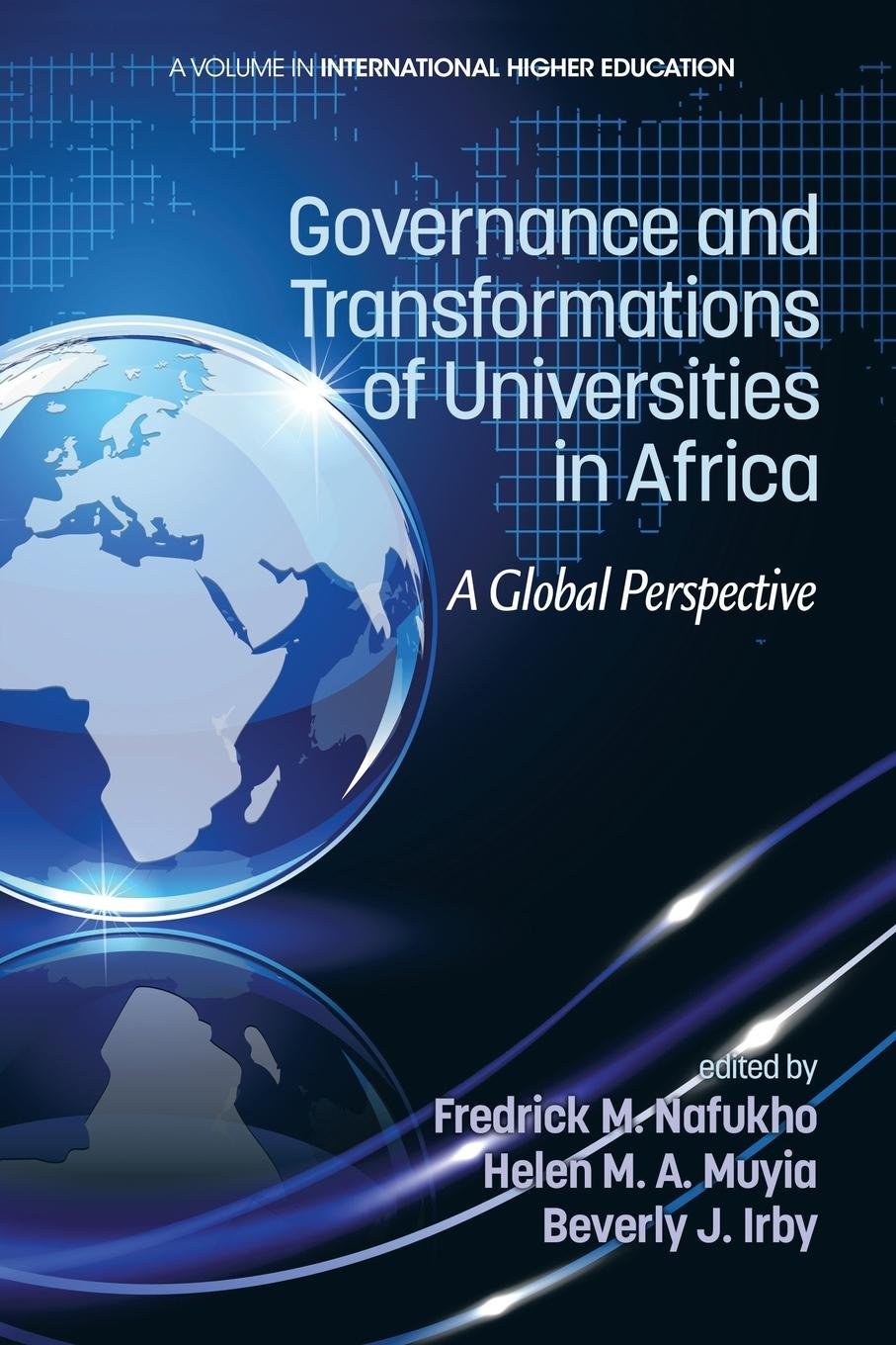 Governance and Transformations of Universities in Africa. A Global Perspective недорго, оригинальная цена