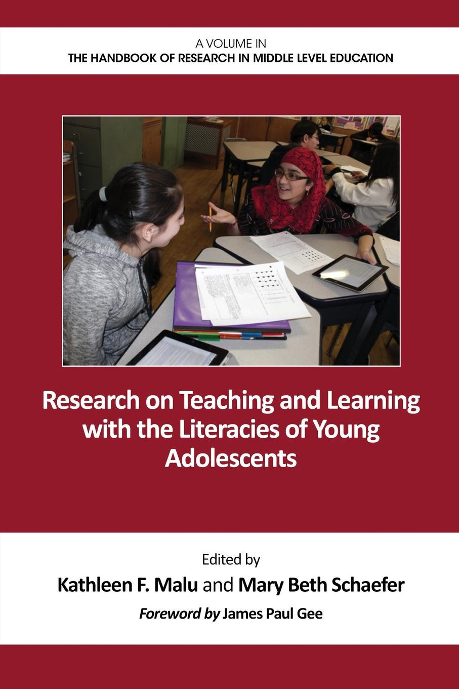 Research on Teaching and Learning with the Literacies of Young Adolescents цена