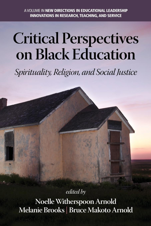 цены на Critical Perspectives on Black Education. Spirituality, Religion and Social Justice  в интернет-магазинах