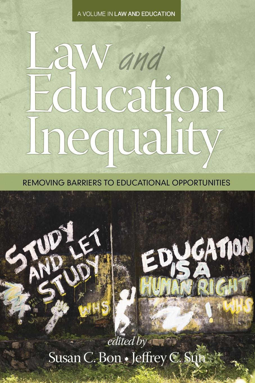 цены на Law . Education Inequality. Removing Barriers to Educational Opportunities  в интернет-магазинах