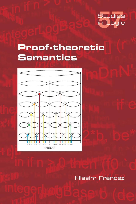 все цены на Nissim Francez Proof-theoretic Semantics онлайн