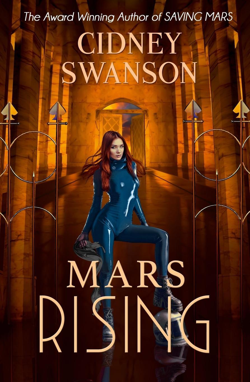 Cidney Swanson Mars Rising the mars volta the mars volta amputechture