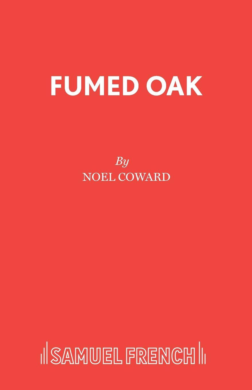 Noel Coward Fumed Oak noel coward fumed oak