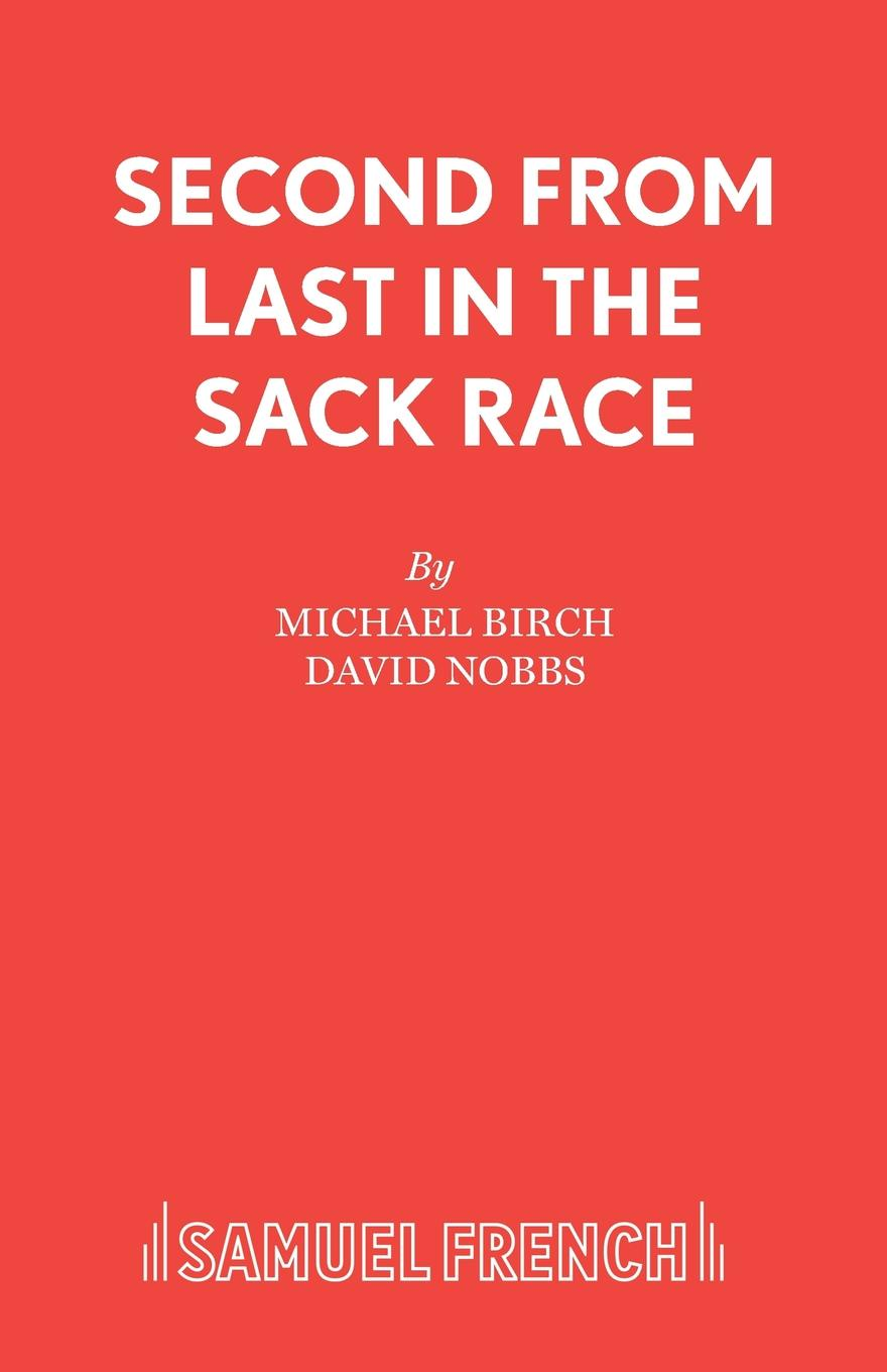 лучшая цена Michael Birch Second From Last in the Sack Race