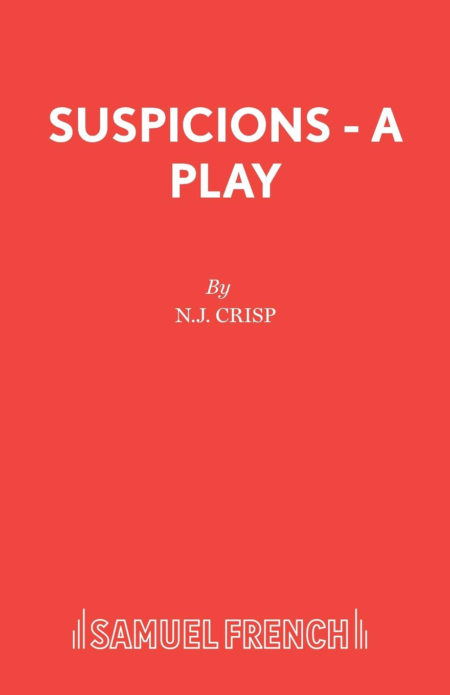 N.J. Crisp Suspicions - A Play kate bridges the midwife s secret