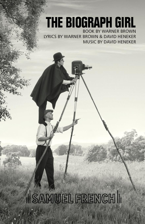 David Heneker, Warner Brown The Biograph Girl david leddick the male nude