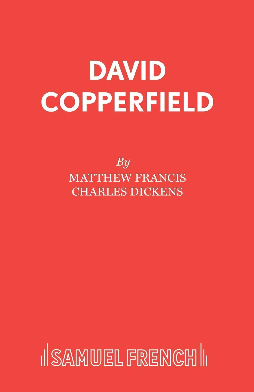 купить Matthew Francis David Copperfield по цене 2127 рублей