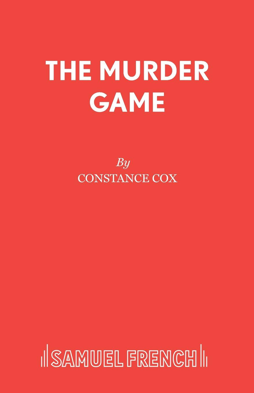 Фото - Constance Cox The Murder Game a murder is announced