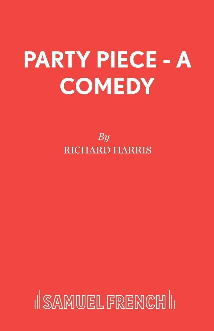 Richard Harris Party Piece - A Comedy frank vickery a night on the tiles a play
