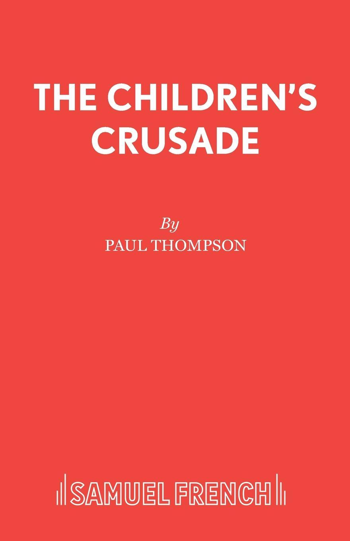 Paul Thompson The Children.s Crusade boy set new children s sports sweater two piece boys long sleeve