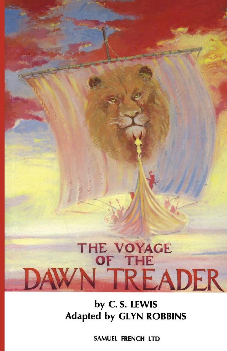 C.S. Lewis The Voyage of the Dawn Treader dawn atkins simply sex