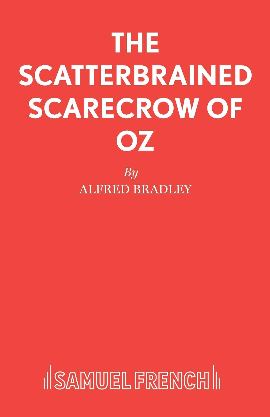 Alfred Bradley The Scatterbrained Scarecrow of Oz fashionable women s off the shoulder pure color skinny dress