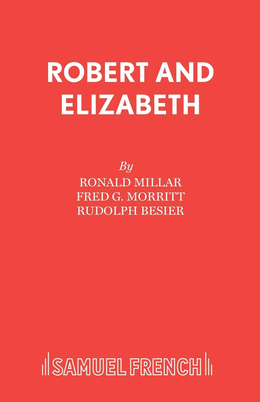 лучшая цена Ronald Millar Robert and Elizabeth