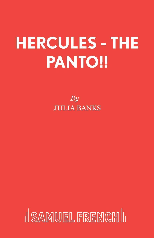 Julia Banks Hercules - The Panto.. hercules the panto