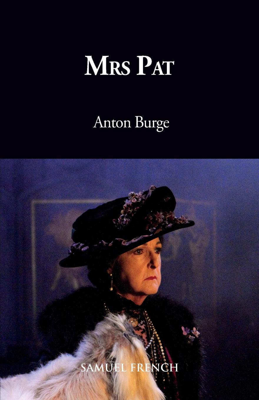 Anton Burge Mrs Pat pat warren the lawman and the lady