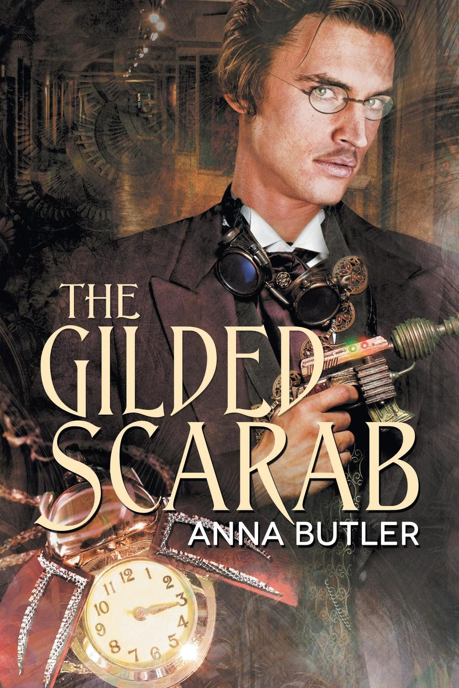 Anna Butler The Gilded Scarab de volson wood the luminiferous aether