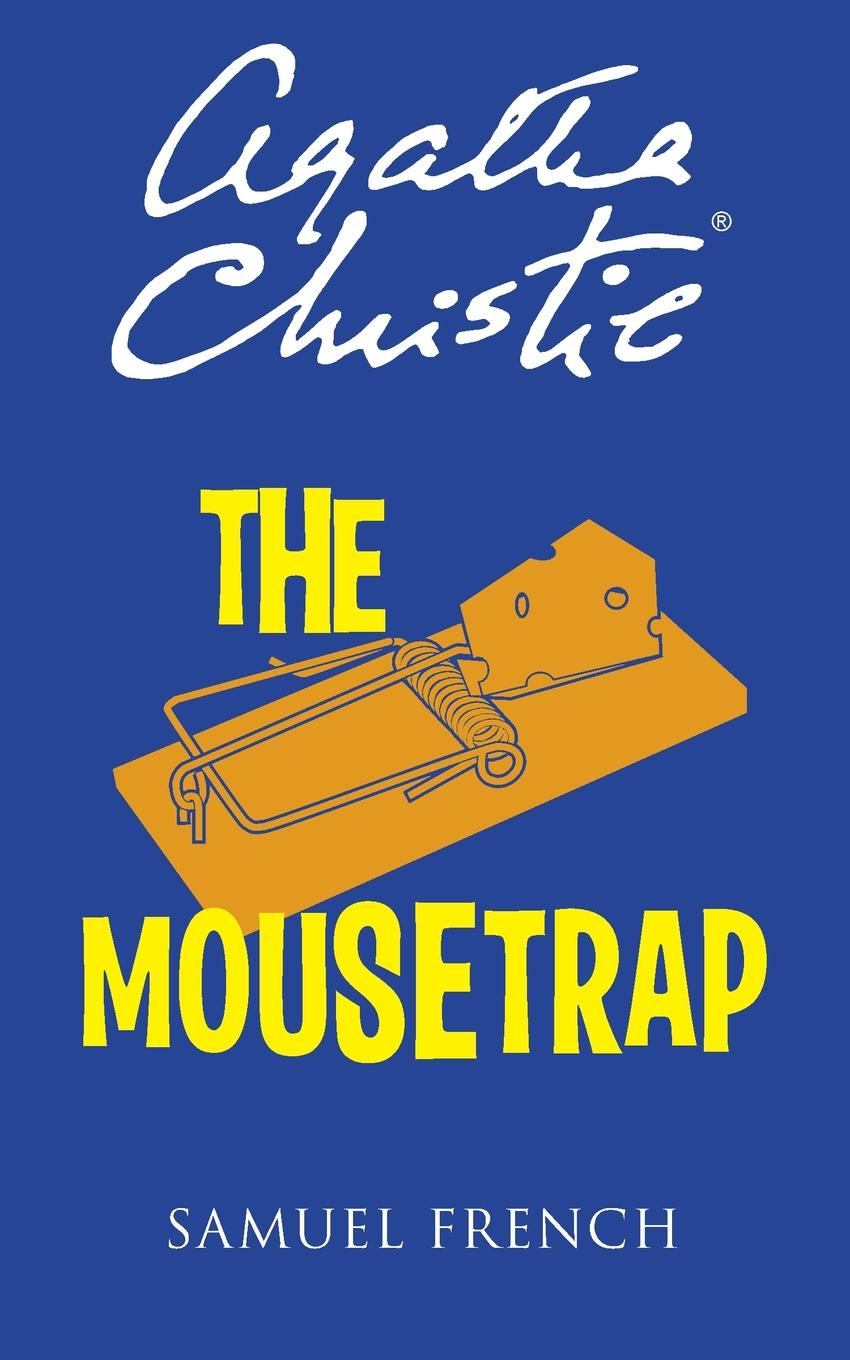 Agatha Christie The Mousetrap