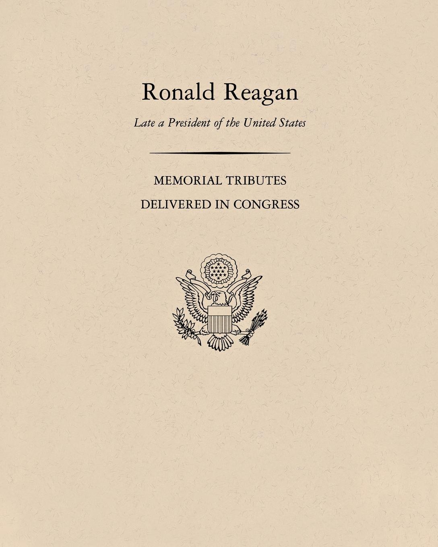 все цены на United States Congress, Joint Committee on Printing Ronald Reagan онлайн