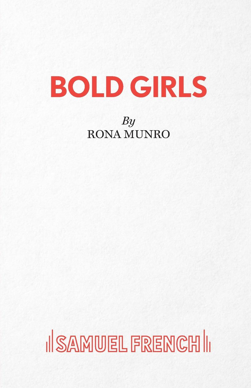 Rona Munro Bold Girls standard or nonstandard and timing belt type haul off pulley