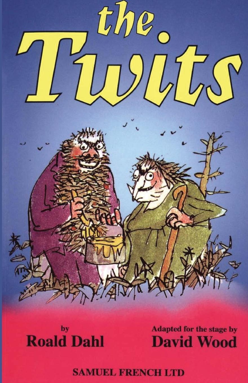 Roald Dahl The Twits недорого
