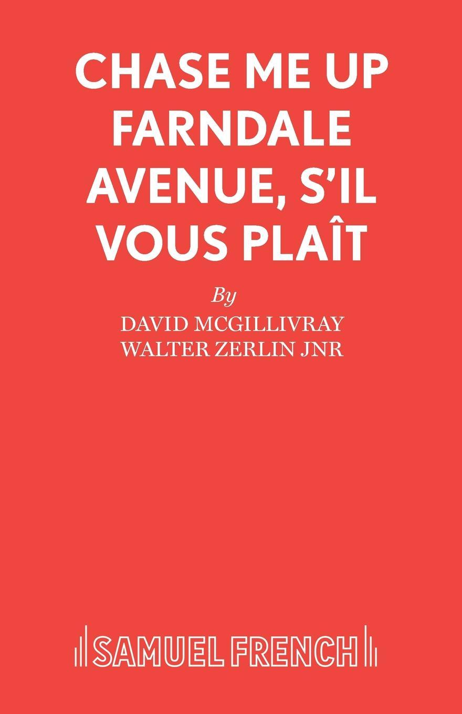 David McGillivray, Walter Zerlin Jnr Chase Me Up Farndale Avenue, s.il vous plait avenue women s geo blouson maxi dress