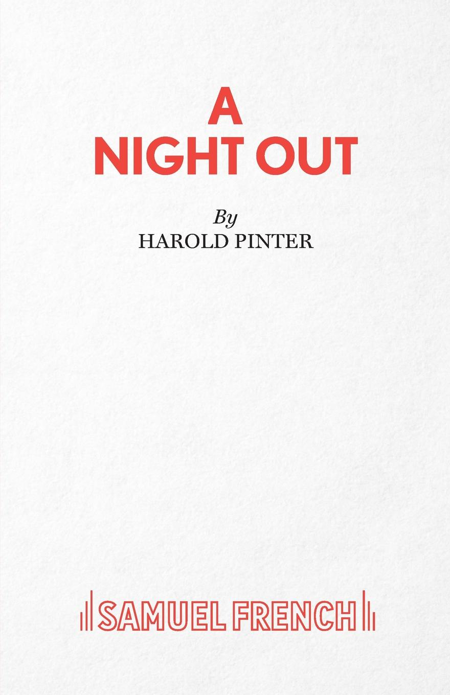 Harold Pinter A Night Out - A Play a mother is