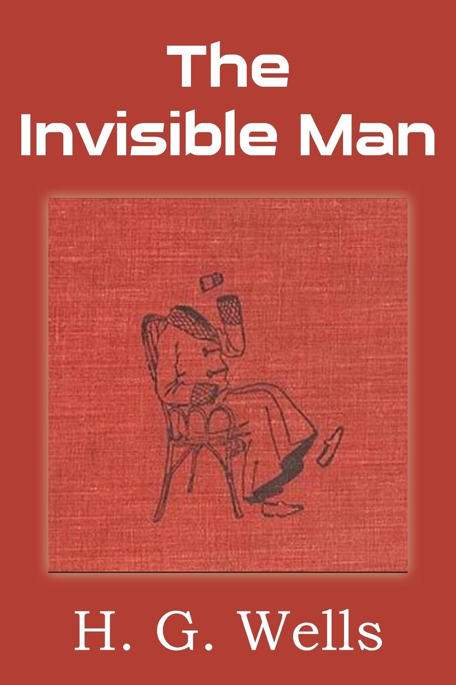 H. G. Wells The Invisible Man unlocking the invisible voice