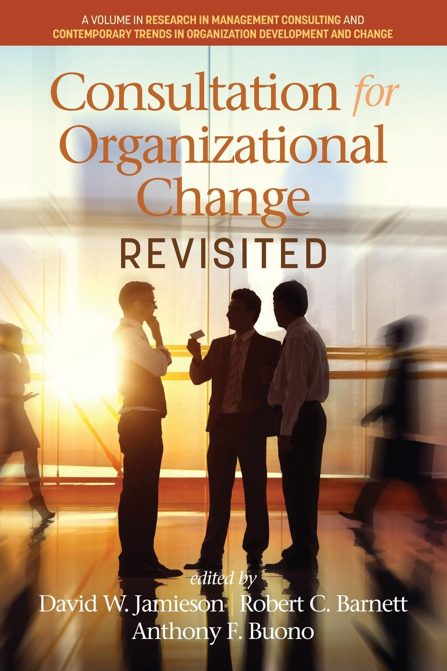 Consultation for Organizational Change Revisited alan weiss organizational consulting how to be an effective internal change agent