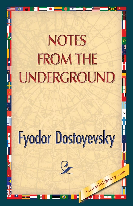 Фёдор Михайлович Достоевский Notes from the Underground hayes t i am pilgrim isbn 9780552160964
