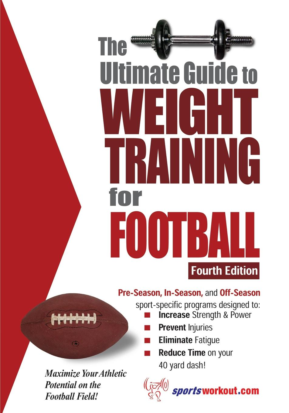 Rob Price The Ultimate Guide to Weight Training for Football weight training for martial arts the ultimate guide