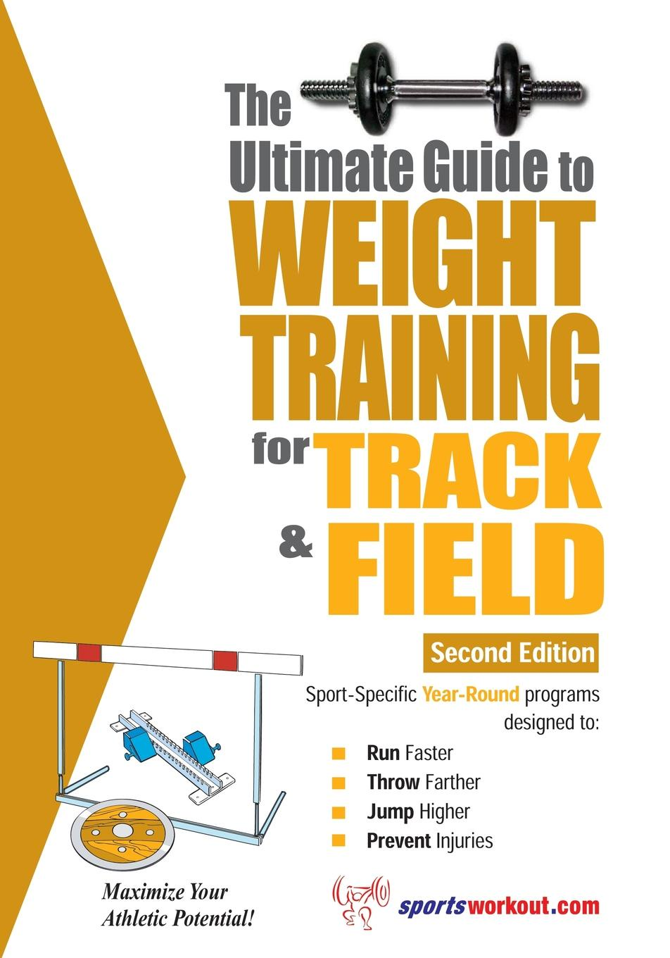 Robert G Price The Ultimate Guide to Weight Training for Track . Field weight training for martial arts the ultimate guide