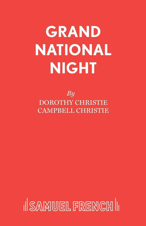 Dorothy Christie, Campbell Christie Grand National Night christie l2k1500