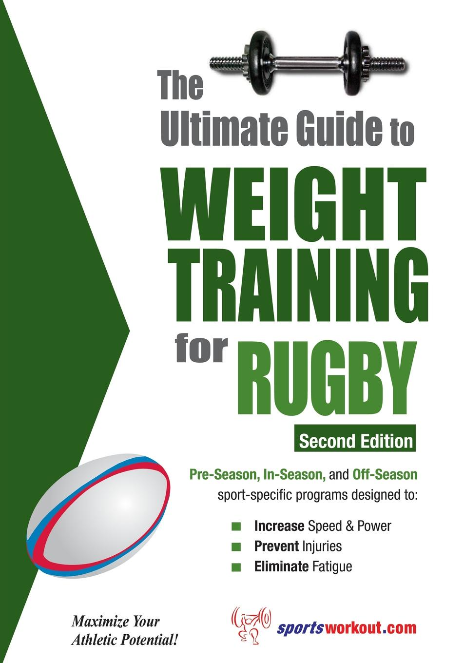 Robert G Price The Ultimate Guide to Weight Training for Rugby weight training for martial arts the ultimate guide