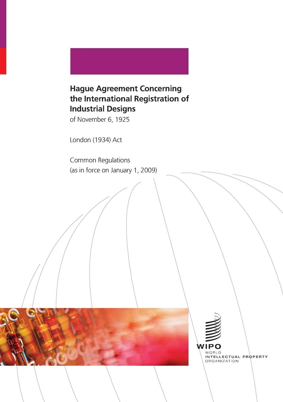 Hague Agreement Concerning the International Registration of Industrial Designs isda master agreement