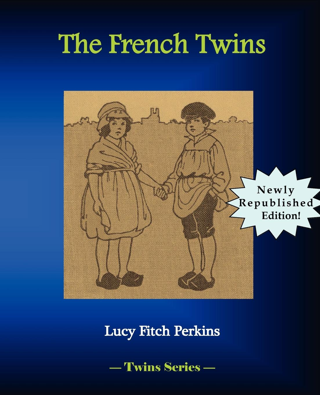Lucy Fitch Perkins The French Twins baby bump twins and triplets edition the